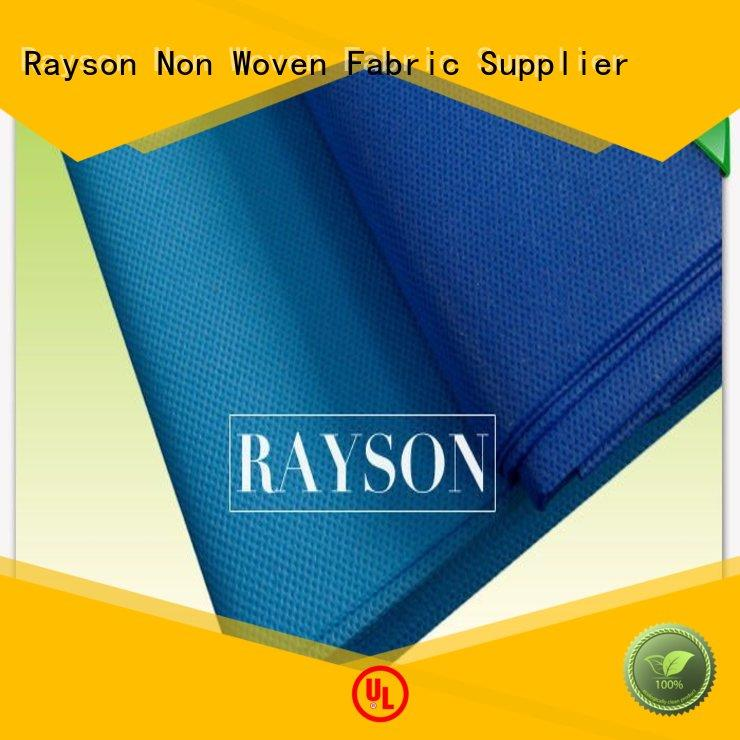 lawn disposable bed sheets elastic sunlight Rayson Non Woven Fabric company