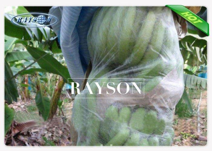 100& New PP Spunbond Non Woven Fruit Fly Protection Bags Biodegradable For Farm