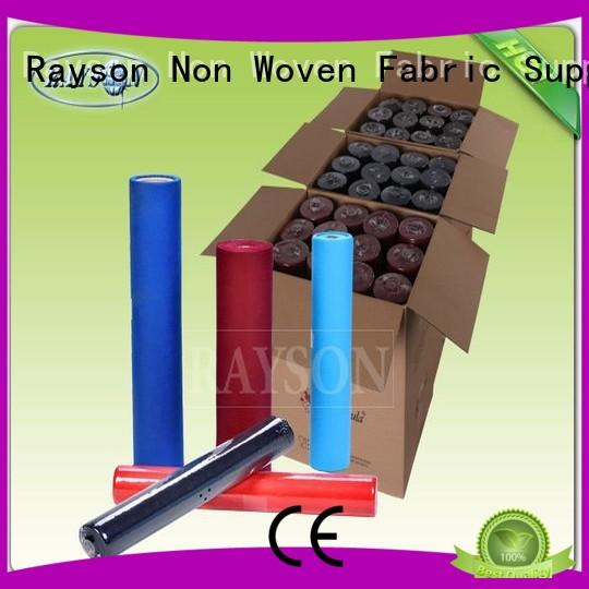 Rayson Non Woven Fabric customized series for outerdoor