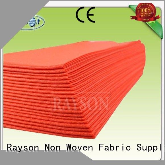 Rayson Non Woven Fabric customized supplier for restaurants