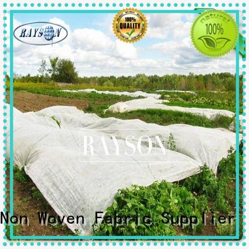 weed paper for garden frost for ground cover Rayson Non Woven Fabric