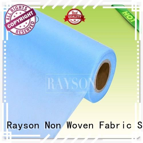 black non woven fabric commercial creditable Rayson Non Woven Fabric Brand medical non woven fabric