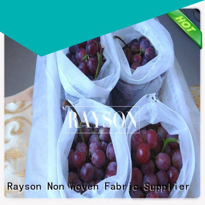 Rayson Non Woven Fabric online fruit cover mesh supplier for home furnishings