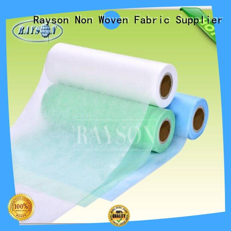 patient supplier for doctor Rayson Non Woven Fabric