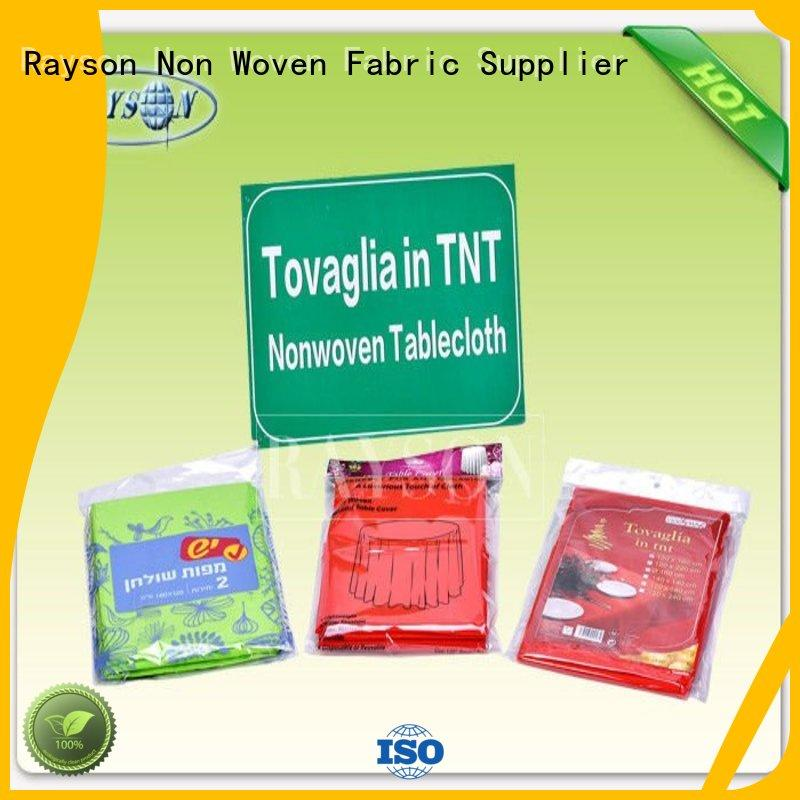 Rayson Non Woven Fabric customized series for factory