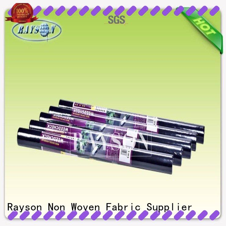 1m promat landscape fabric supplier for root control bags Rayson Non Woven Fabric