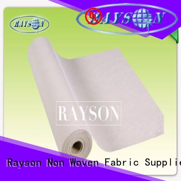 Rayson Non Woven Fabric cover cloth grip company for car cover