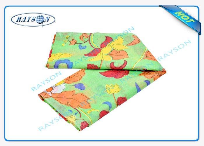 woven print leg bouffant spunbond nonwoven 25gr company