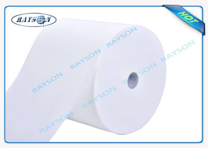 100% Polypropylene Non Woven Fabric For Baby Diapers To Europe Market
