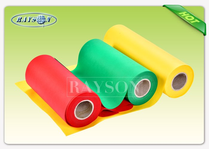 Oeko Tex Certificate PP Spunbond Non Woven Fabric for Home Texitile Material