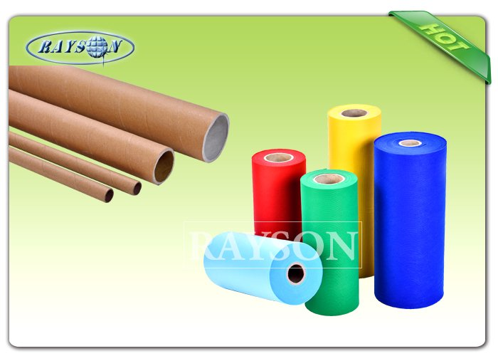 Furniture Use High Strength PP Spunbond Non Woven Fabric For Home Textile / Catering