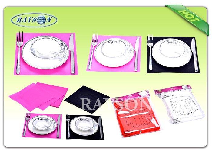 Rayson Non Woven Fabric customized eco for restaurants
