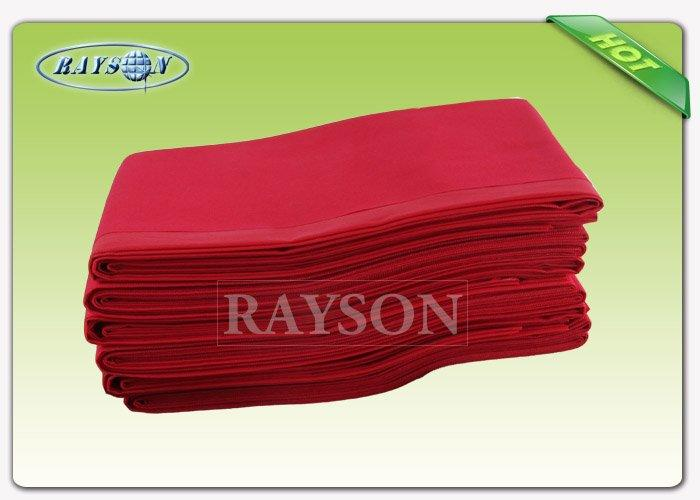 tablecloth napkin disposable bed sheets online Rayson Non Woven Fabric manufacture