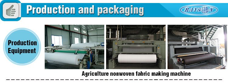 pp nonwoven geotextile for reducing pest and diseases of the tree
