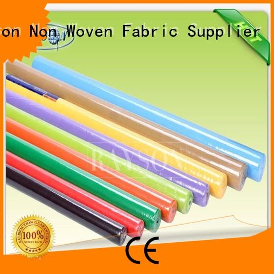 grade supplier for garden Rayson Non Woven Fabric