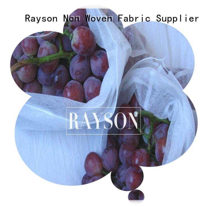 Rayson Non Woven Fabric material fruit fly bags series for home furnishings