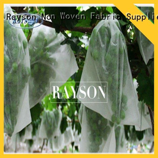 Rayson Non Woven Fabric heat sealing fruit protection bags anti for home furnishings