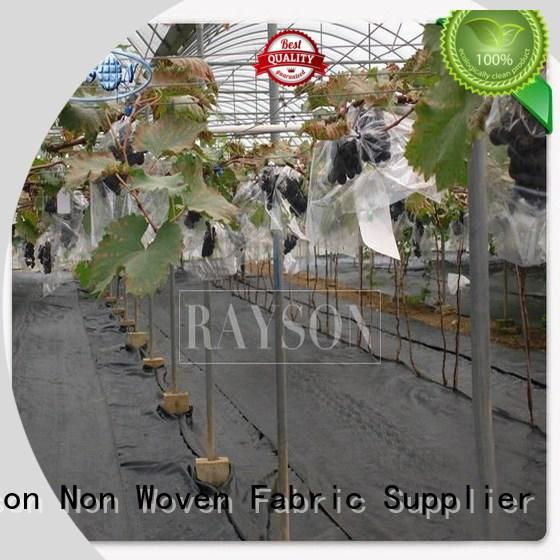 landscape fabric stakes dark for seed blankets Rayson Non Woven Fabric