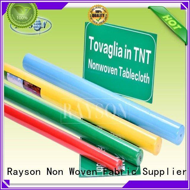Rayson Non Woven Fabric dot series for garden