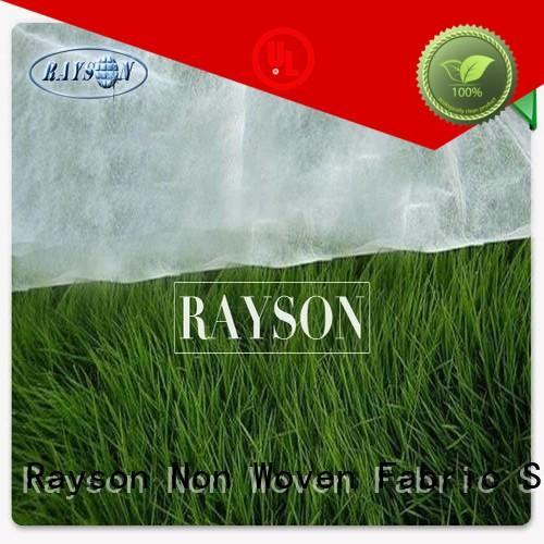online garden fabric to prevent weeds supplier for seed blankets Rayson Non Woven Fabric