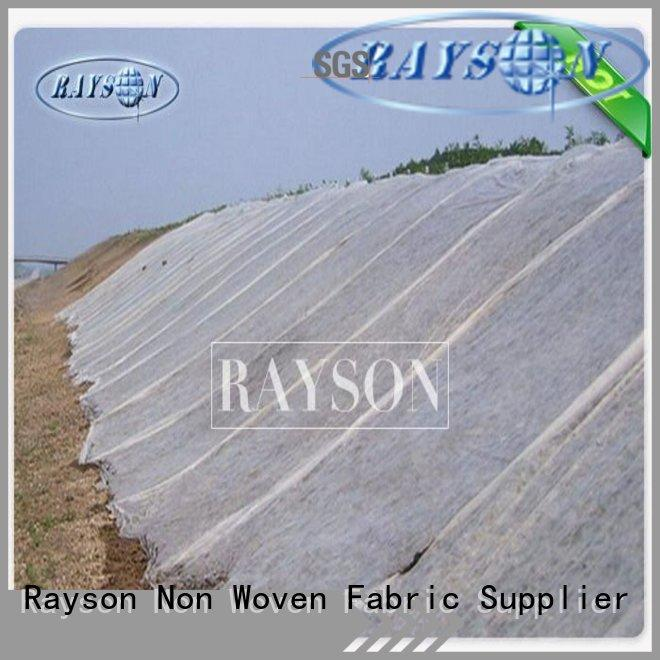 Ultra Wide Agriculturial Non Woven Frost Protection Fleece For Guard Row Covers
