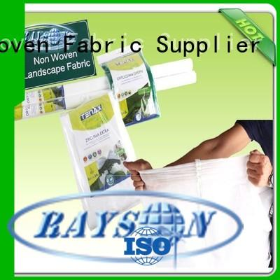 professional landscape fabric maintain for seed blankets Rayson Non Woven Fabric