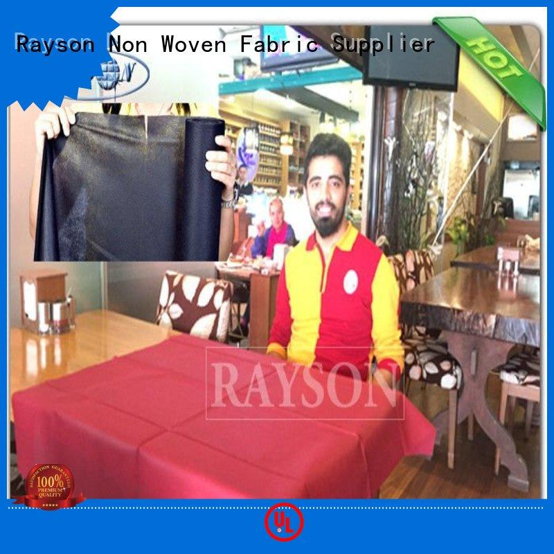 Rayson Non Woven Fabric high quality supplier for factory
