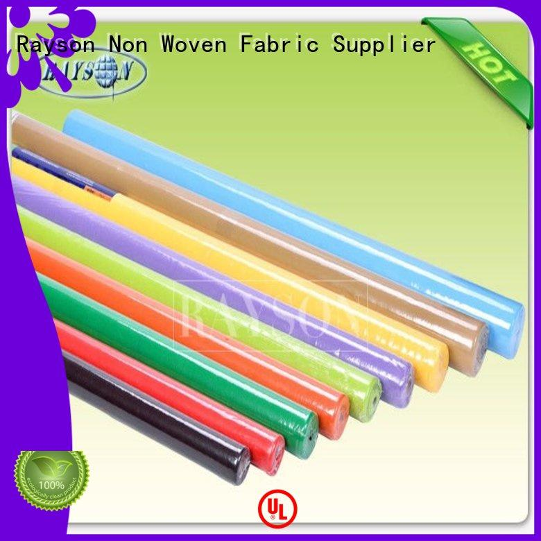 Rayson Non Woven Fabric 38g manufacturer for hotel
