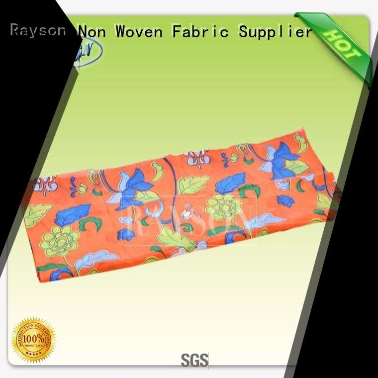 Latest nonwoven fabric manufacturer beauty Suppliers for bedding industries