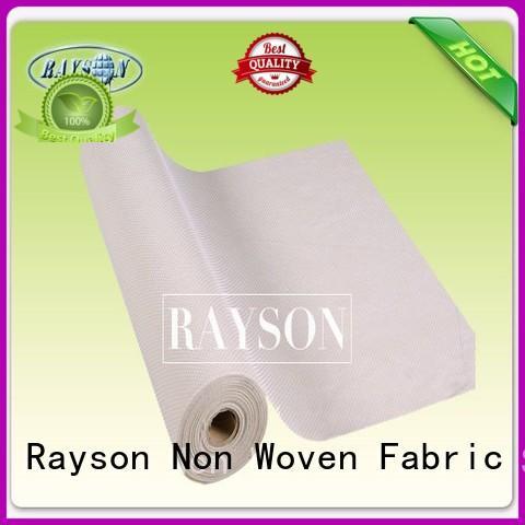 Wholesale professional witer non slip fabric roll Rayson Non Woven Fabric Brand