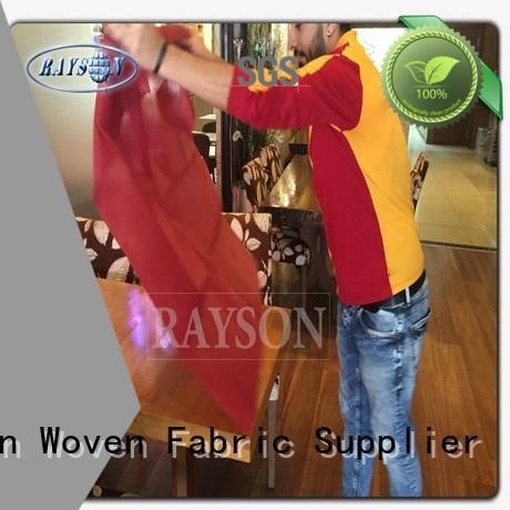 Rayson Non Woven Fabric online supplier for outerdoor