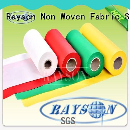 Rayson Non Woven Fabric Latest non woven carpet factory for suits pockets