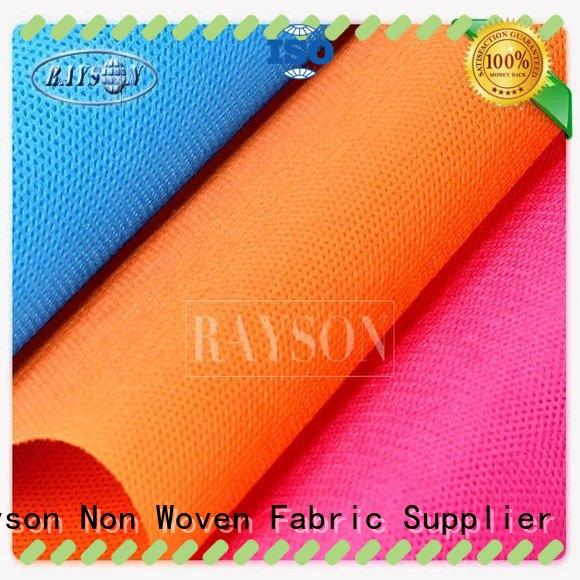 Rayson Non Woven Fabric cushion non woven paper manufacturers for shopping bags
