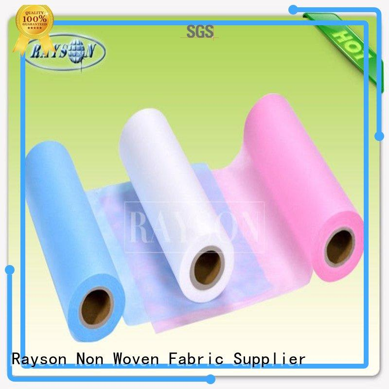 Rayson Non Woven Fabric online supplier for hospital