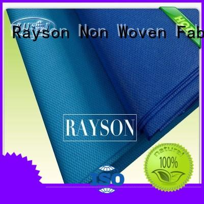 Rayson Non Woven Fabric fitted absorbent sheets for bed Supply for beauty salon use