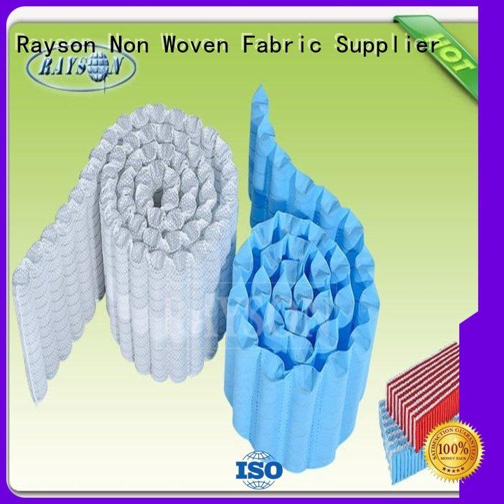 Rayson Non Woven Fabric ecofriendly non woven synthetic fabric manufacturers for shopping bags