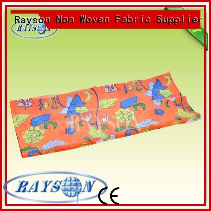 Rayson Non Woven Fabric Brand barrier 10x20x30 woven print