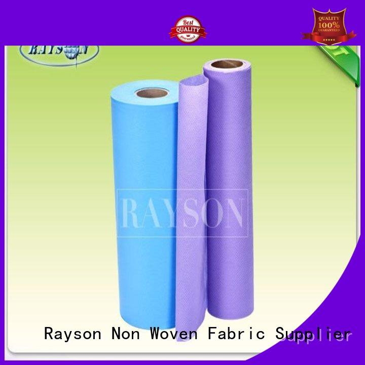 Rayson Non Woven Fabric New anti slip floor mat manufacturers for car cover