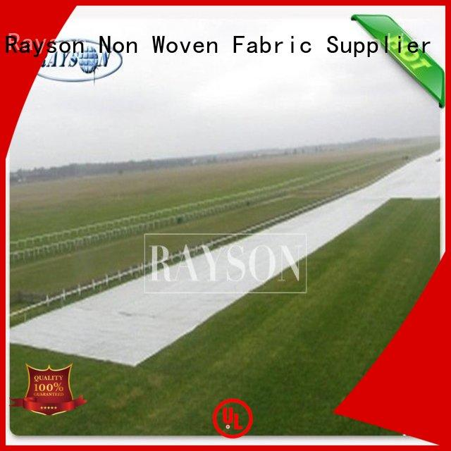 year geotextile membrane price series for seed blankets Rayson Non Woven Fabric
