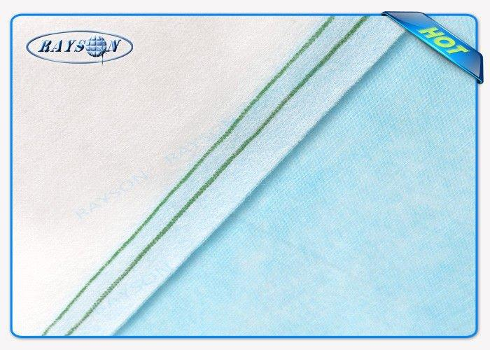 Customize Wide-Width PP Material Non Woven Landscape Fabric With 10M / 20M / 25M
