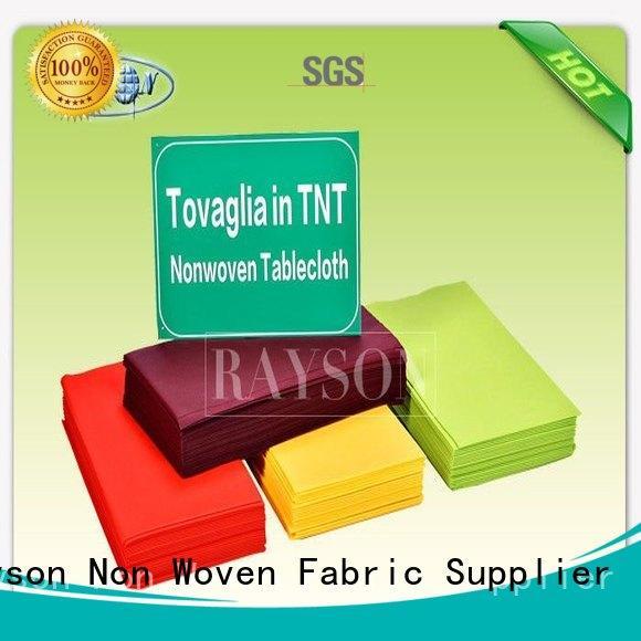 Rayson Non Woven Fabric Brand culture lawn × woven vs nonwoven fabric