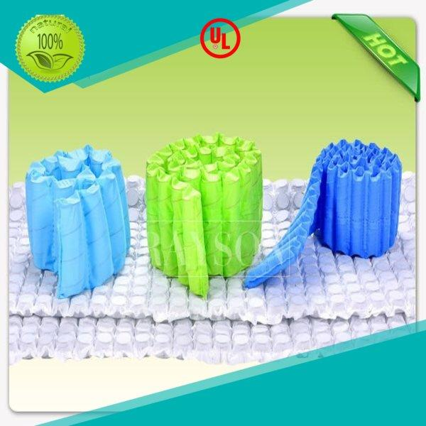 Rayson Non Woven Fabric Brand 14mx14 trade fire retardant curtain fabric suppliers againest