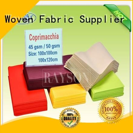 Rayson Non Woven Fabric high quality manufacturer for picnic