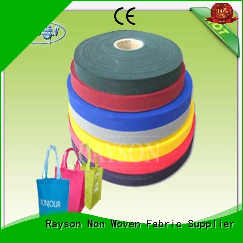Latest non woven items tejidas companies for gifts bags