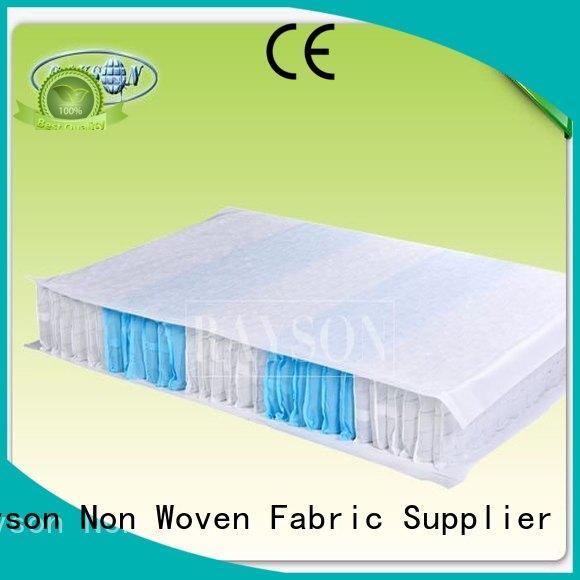 woven vs nonwoven fabric 80g multi Rayson Non Woven Fabric Brand company