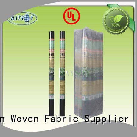 green weed control fabric horticulture for seed blankets Rayson Non Woven Fabric