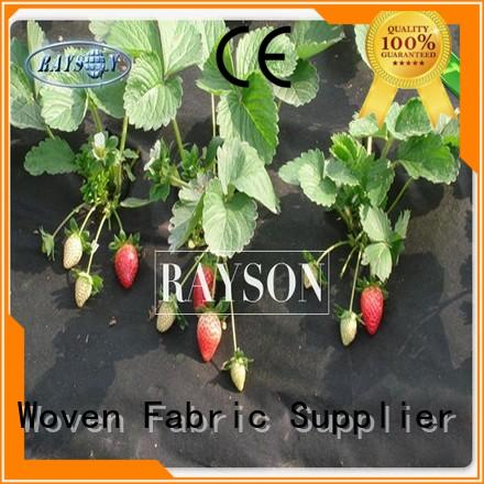 anti uv garden fabric to prevent weeds supplier for ground cover