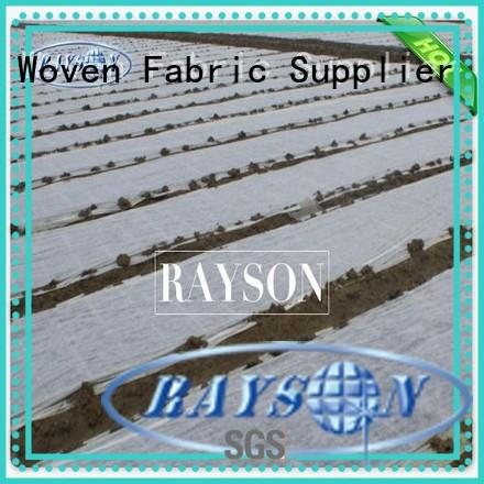 mypex weed control fabric wind for root control bags Rayson Non Woven Fabric