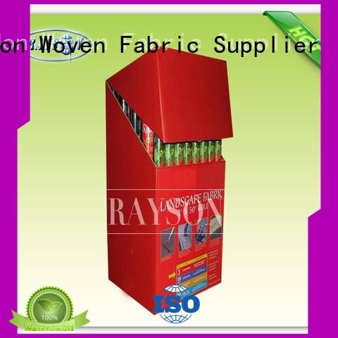 Rayson Non Woven Fabric large premium landscape fabric wholesale for seed blankets