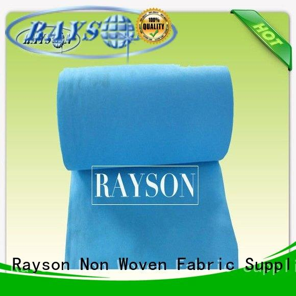 Rayson Non Woven Fabric convenient wholesale for hospital use